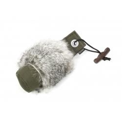 "Dummy ""Rabbit fur"" mit Fell"