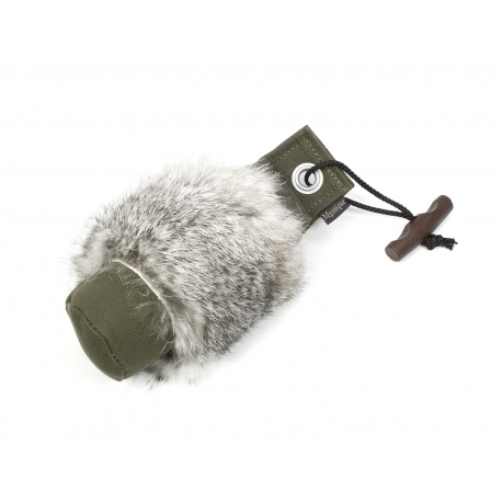 "Dummy ""Rabbit fur"" mit Fell"