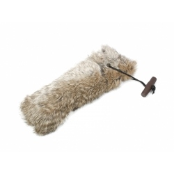 """Dummy """"Rabbit full fur"""" voll Fell"""