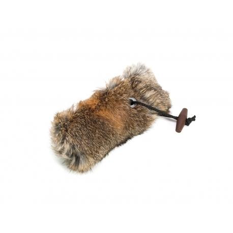 "Dummy ""Pocket full fur"" mit Fell"