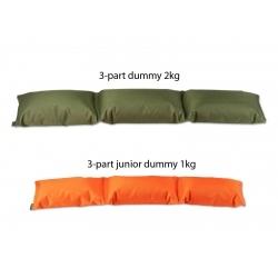 """Dummy """"3-teilig"""" 1-5kg"""