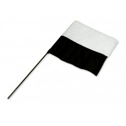 """""""Marking Flag"""" schwarz/weiss"""