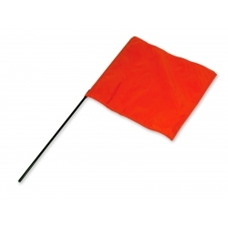 """Marking Flag"" orange"