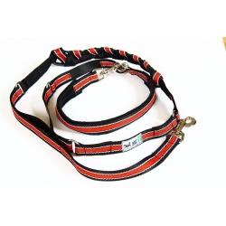 MRKoppel Hundeleine REFLEX mit Ruckdämpfer