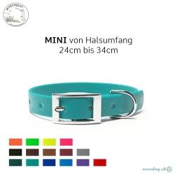 BioThane Halsband Deluxe MINI BETA