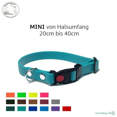 BioThane Halsband Safety Klick 16mm