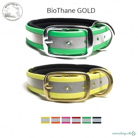 Biothane Halsband Deluxe Neopren