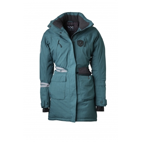DC Winter Parka - Forest Lake