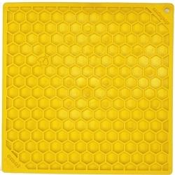 Honigwaben Leckmatte